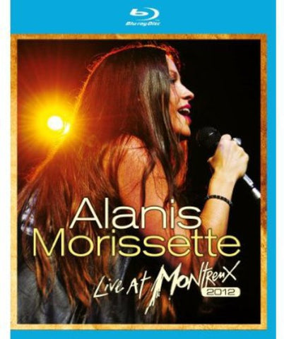Alanis Morissette - Live in Montreux 2012 - Blu-ray