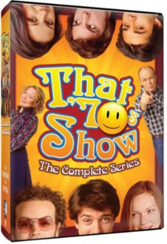 That '70s Show - The Complete Series - DVD