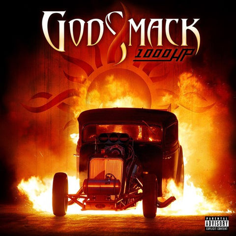 Godsmack - 1000HP CD [Explicit Content]