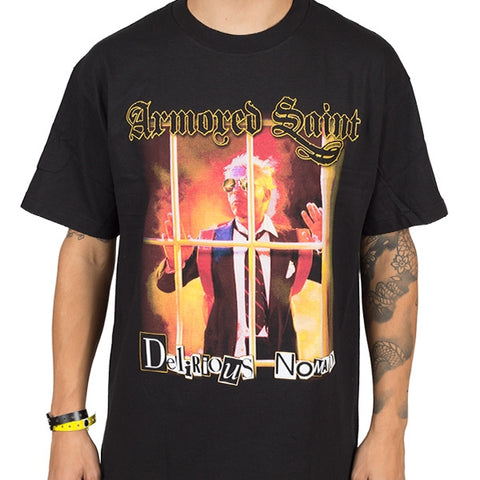 Armored Saint - Delirious Nomad - T-Shirt