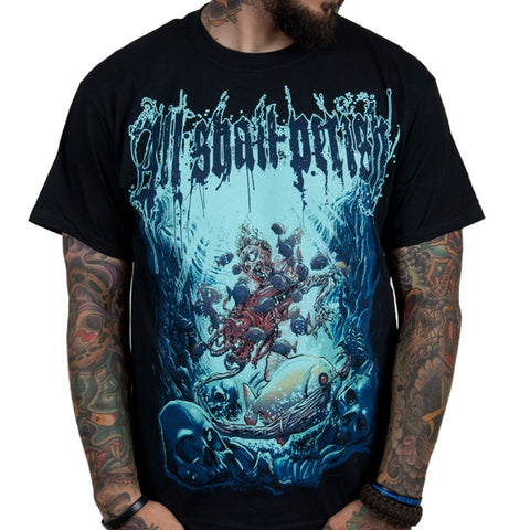 All Shall Perish - Deep Sea T-Shirt