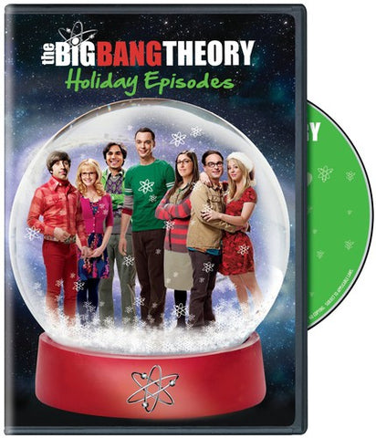 The Big Bang Theory - Holiday Episodes - Eco Amaray Case - DVD