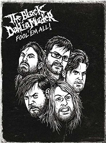 The Black Dahlia Murder - Fool 'Em All - DVD