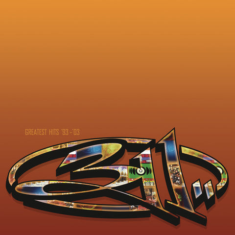 311 - Greatest Hits 93-03 (CD Or Vinyl LP Album)