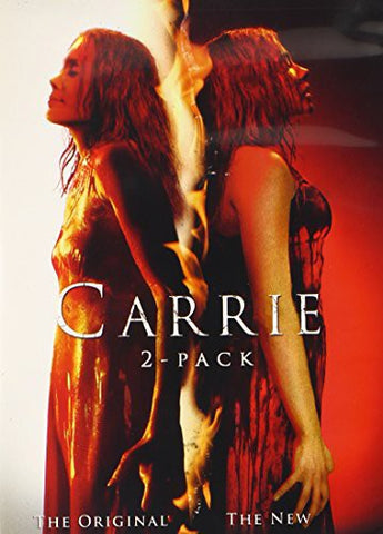 Carrie - Film Collection - 2 Films - (Widescreen, 2 Pack) 1976 And 2013 - DVD