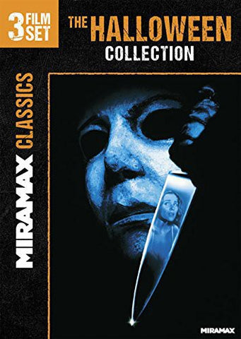 The Halloween Collection - 3 Films - H20, The Curse, Resurrection - DVD