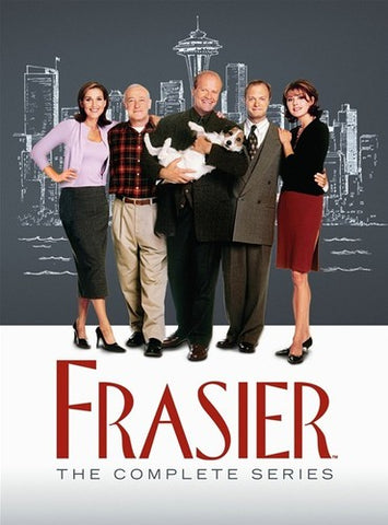 Frasier - The Complete Series - Box Set - 2015 - DVD