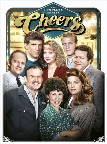 Cheers - The Complete Series - Box Set - 2015 - DVD