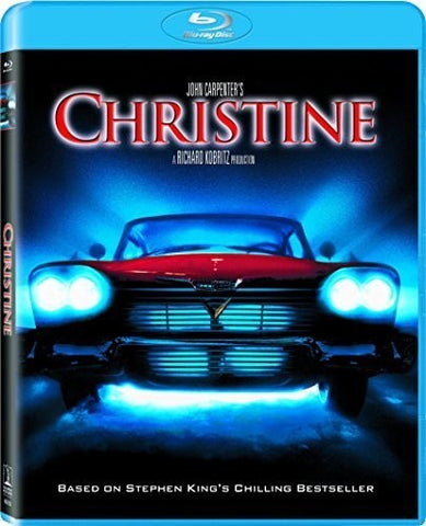 Christine - (Ultraviolet Digital, WS) -1983/2015 - Blu-ray