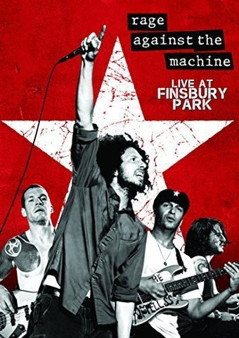 Rage Against The Machine - Live At Finsbury Park (DVD Or Blu-ray Disc)