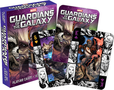 Guardians Of The Galaxy - Deck Of Playing Cards