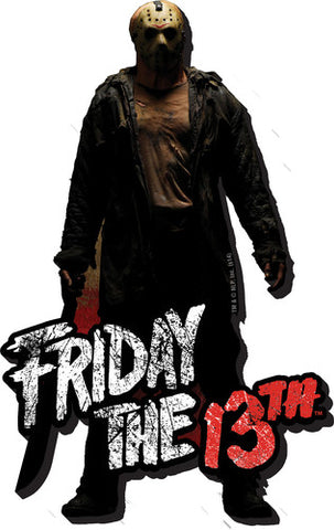 Friday The 13th - Jason Vorhees - Funky Chunky 2D - Magnet