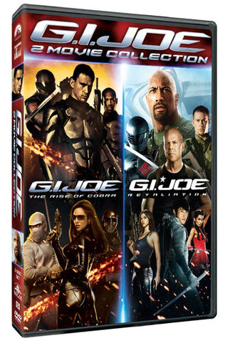 G.I. Joe - 2 Movie Collection - DVD
