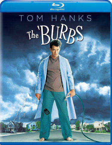 The 'Burbs - Tom Hanks, C. Feldman, C. Fisher -1989/2016 - (Snap Case) - Blu-ray