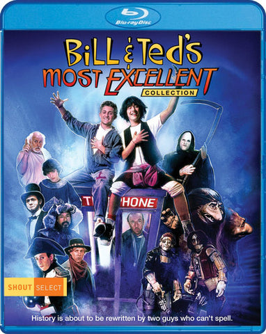Bill & Ted's - Most Excellent Collection - 2016 - (Widescreen) - Blu-ray