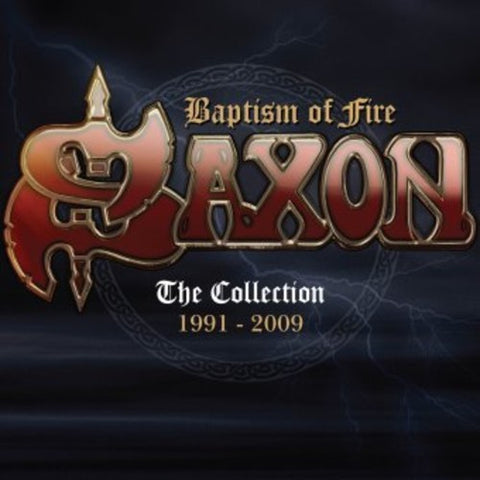 Saxon - Baptism Of Fire: Collection 1991-2009 [UK Import] 2 Disc - CD