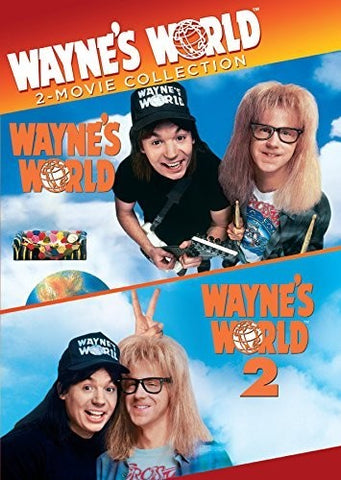 Wayne's World - 2-Movie Collection - Gift Set - Double Feature - 2017 - (WS) - DVD