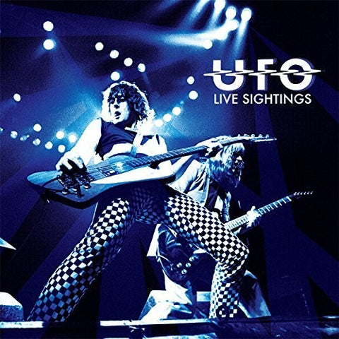 UFO - Live Sightings *5 Disc Deluxe Box Set* 5 CD