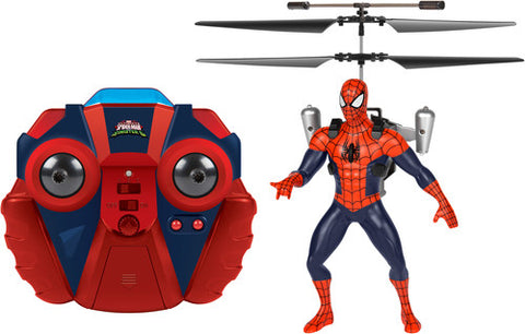 Spider-Man - Marvel - Remote Control - Helicopter Figure
