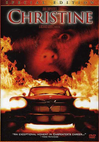 Christine - (Special Edition, WS, Dolby) -1983/2004 - DVD