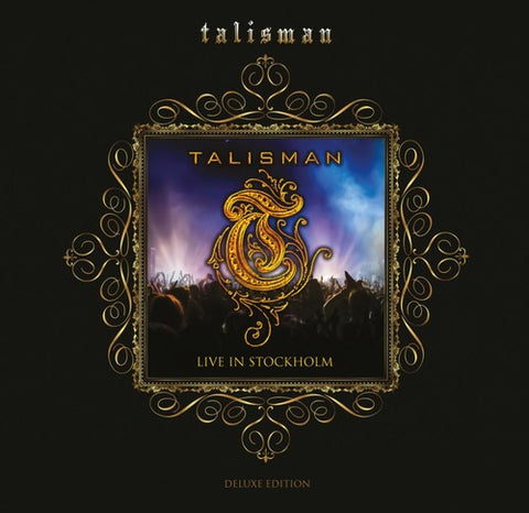 Talisman - Live In Stockholm (Box Set, Digipack Packaging) - CD/DVD