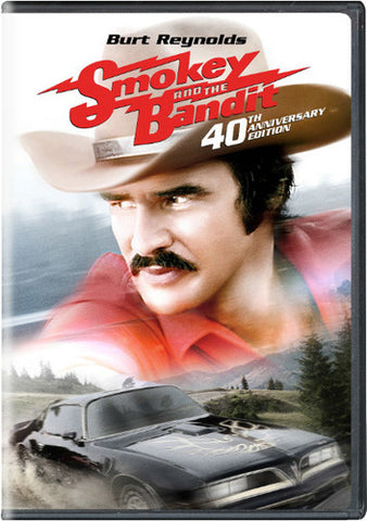 Smokey And The Bandit - (40th Anniversary Edition) - 1977/2017 - DVD Or Blu-ray