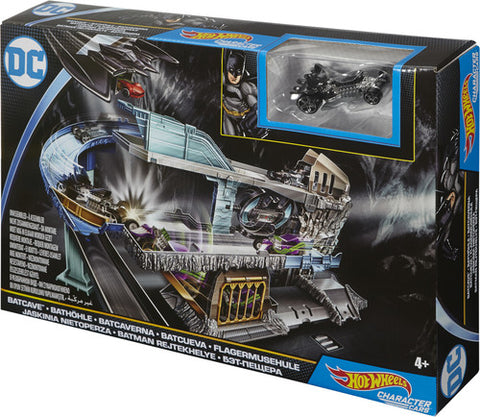 Hot Wheels - DC Batman Bat Cave Play Set