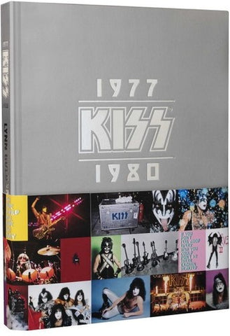 KISS - KISS: 1977-1980 (Hardcover) - Book
