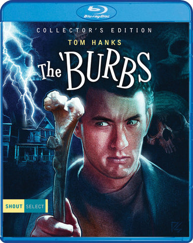 The 'Burbs - Tom Hanks, C. Feldman, C. Fisher -1989/2018 - (Collector's Edition) - Blu-ray