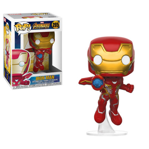 Avengers - Infinity War - Iron Man - Vinyl Figure - Licensed - New In Box