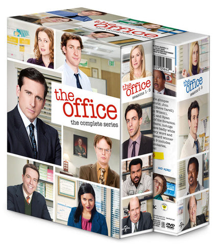 The Office - The Complete Series - Box Set - 2018 - DVD