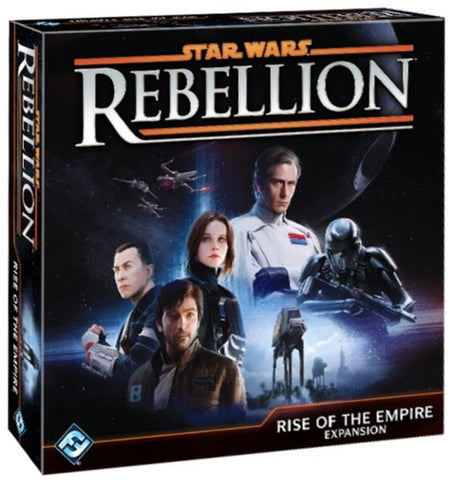 Star Wars - Rebellion - Rise Of The Empire - Board Game