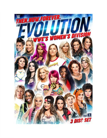 WWE - Women's Evolution *3 Disc Set* DVD