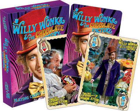 Willy Wonka & The Chocolate Factory - Deck Of Playing Cards