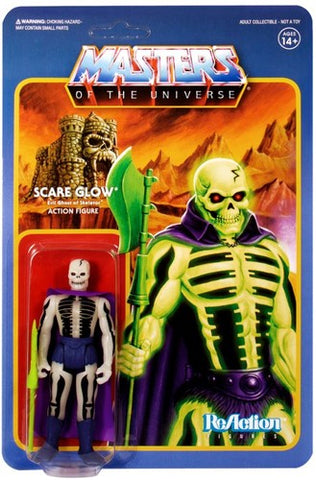 Masters Of The Universe - Scareglow Action Figure
