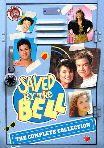 Saved By The Bell - The Complete Collection - Box Set - 2018 - DVD