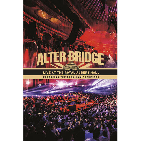 Alter Bridge - Live At The Royal Albert Hall - CD/DVD/Blu-ray