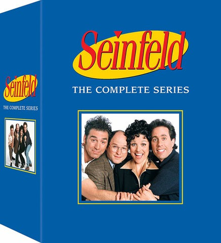 Seinfeld - The Complete Series - Box Set - 2018 - DVD