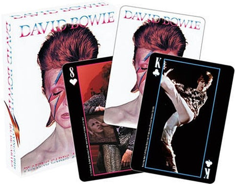 David Bowie - Deck Of Playing Cards