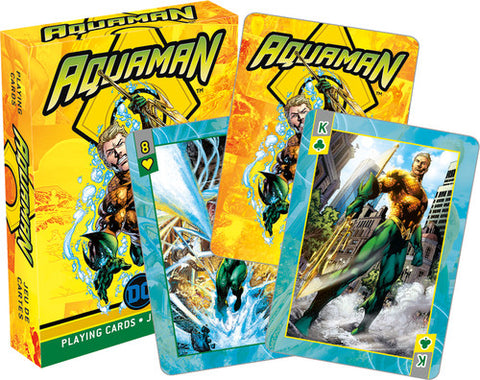 Aquaman - DC Comics - Deck Of Playing Cards