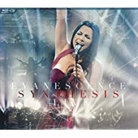 Evanescence - Synthesis Live (Digipack Packaging) - CD + Blu-ray