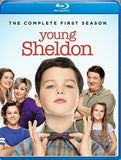 Young Sheldon - The Complete First Season - 2018 - (DVD Or Blu-ray Disc)