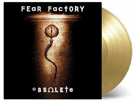 Fear Factory - Obsolete (Holland - Import) Ltd. 180G - (Vinyl LP Album)