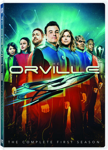 The Orville - The Complete First Season - 2018 - DVD