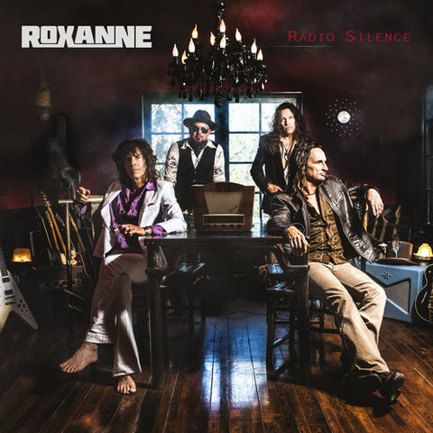 Roxanne - Radio Silence [Explicit Content] - 2018 - CD