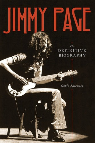 Led Zeppelin - Jimmy Page: The Definitive Biography (Hardcover) - Book