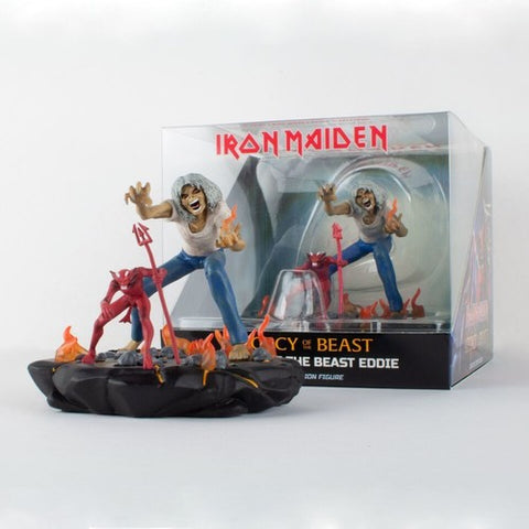 Iron Maiden - Legacy Of The Beast: Number Of The Beast Eddie Collectible Figure