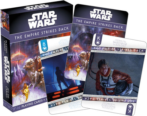 Star Wars - Empire Strikes Back - Deck Of Playing Cards