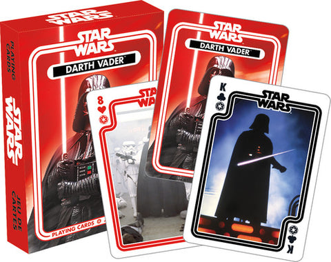 Star Wars - Darth Vader - Deck Of Playing Cards