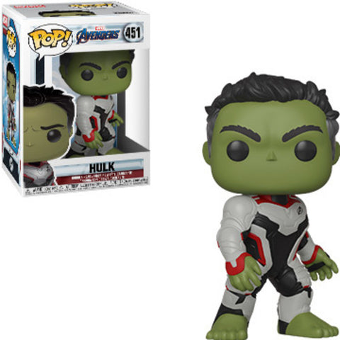 Avengers Endgame - Hulk - Vinyl Figure - Marvel - Licensed New In Box